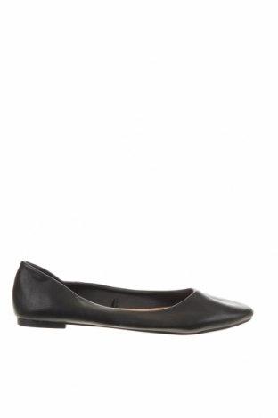 Γυναικεία παπούτσια Rubi, Μέγεθος 38, Χρώμα Μαύρο, Δερματίνη, Τιμή 17,14€