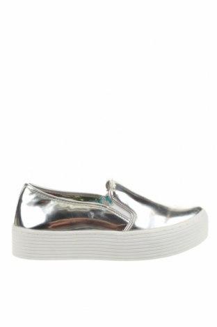 Дамски обувки Sixty Seven, Размер 36, Цвят Сребрист, Еко кожа, Цена 61,41лв.