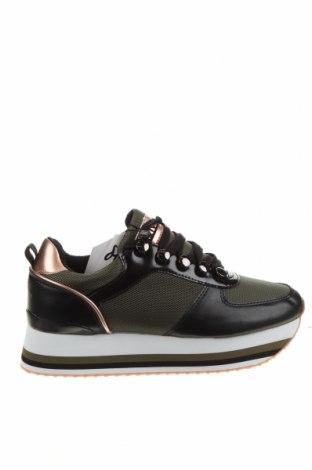 Γυναικεία παπούτσια Sixty Seven, Μέγεθος 38, Χρώμα Μαύρο, Κλωστοϋφαντουργικά προϊόντα, δερματίνη, Τιμή 26,68€