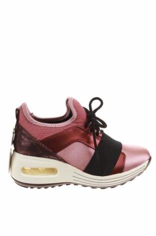 Γυναικεία παπούτσια Sixty Seven, Μέγεθος 36, Χρώμα Ρόζ , Κλωστοϋφαντουργικά προϊόντα, δερματίνη, Τιμή 30,54€