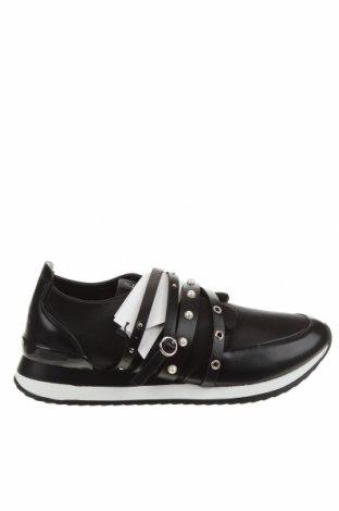 Дамски обувки Sixty Seven, Размер 41, Цвят Черен, Текстил, еко кожа, Цена 52,44лв.