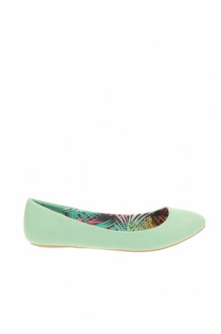 Дамски обувки Suite Blanco, Размер 38, Цвят Зелен, Текстил, Цена 29,40лв.