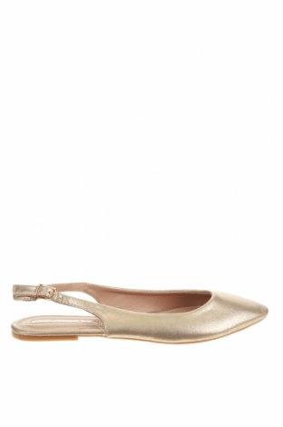 Γυναικεία παπούτσια Suite Blanco, Μέγεθος 38, Χρώμα  Μπέζ, Δερματίνη, Τιμή 22,81€