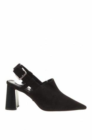 Дамски обувки Topshop, Размер 39, Цвят Черен, Текстил, Цена 33,92лв.