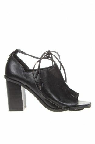 Дамски обувки Truffle, Размер 38, Цвят Черен, Еко кожа, Цена 13,44лв.