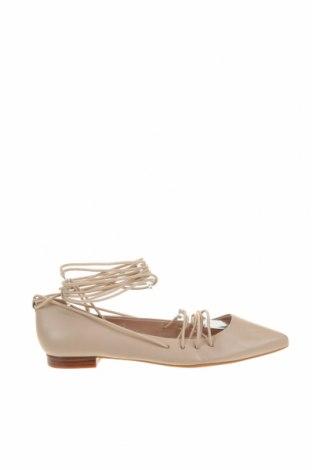 Дамски обувки Wittner, Размер 36, Цвят Бежов, Естествена кожа, Цена 35,81лв.