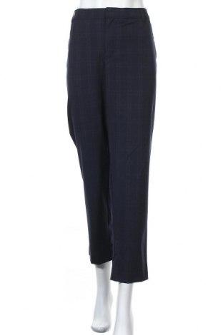 Дамски панталон Charter Club, Размер XL, Цвят Син, 67% полиестер, 29% вискоза, 4% еластан, Цена 21,26лв.