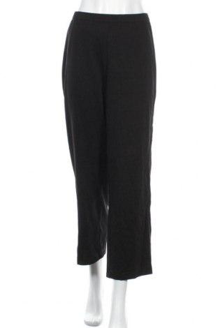 Дамски панталон Allison Daley, Размер XL, Цвят Черен, 75% полиестер, 19% памук, 6% еластан, Цена 6,56лв.