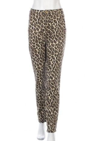 Дамски панталон American Bazi, Размер XL, Цвят Многоцветен, 97% памук, 3% еластан, Цена 26,93лв.