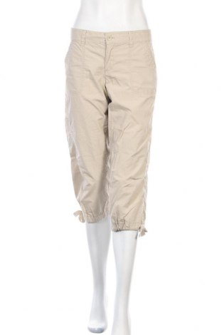 Дамски панталон Ann Taylor, Размер M, Цвят Бежов, Памук, Цена 31,92лв.
