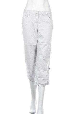 Дамски панталон Ann Taylor, Размер M, Цвят Сив, 98% памук, 2% еластан, Цена 33,60лв.