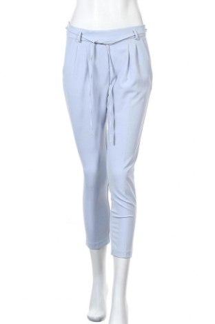 Дамски панталон Anycase, Размер M, Цвят Син, 95% полиестер, 5% еластан, Цена 24,83лв.