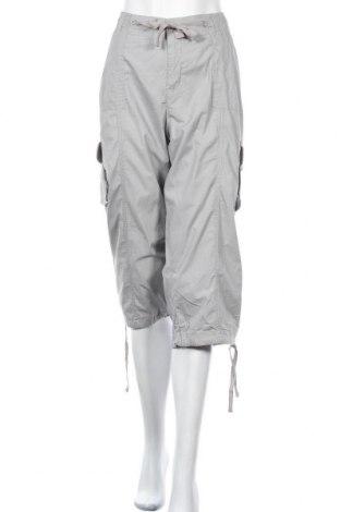 Дамски панталон Ashley Brooke, Размер XXL, Цвят Сив, 97% памук, 3% еластан, Цена 37,91лв.