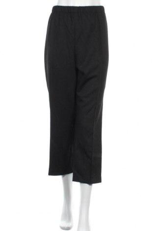 Дамски панталон Atelier GS, Размер XXL, Цвят Черен, Полиестер, Цена 21,95лв.