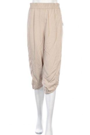Γυναικείο παντελόνι Autograph, Μέγεθος XL, Χρώμα  Μπέζ, 100% βισκόζη, Τιμή 10,91€