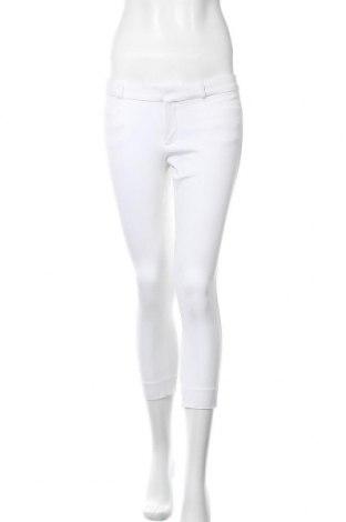 Dámské kalhoty  Banana Republic, Velikost S, Barva Bílá, 56% viskóza, 39% bavlna, 5% elastan, Cena  681,00Kč