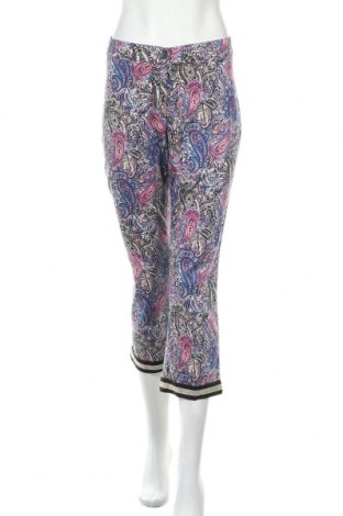 Дамски панталон Betty Barclay, Размер M, Цвят Многоцветен, 56% памук, 42% лиосел, 2% еластан, Цена 12,55лв.