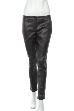 Дамски панталон Brebis Noir, Размер M, Цвят Кафяв, 74% полиестер, 23% полиамид, 3% еластан, Цена 16,28лв.