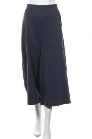 Γυναικείο παντελόνι COS, Μέγεθος M, Χρώμα Μπλέ, 95% βαμβάκι, 5% ελαστάνη, Τιμή 30,16€