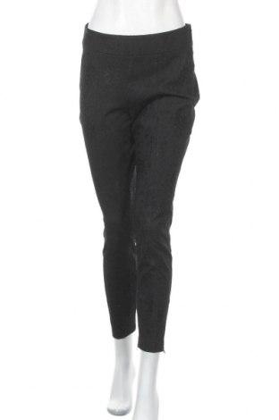 Дамски панталон Cambio, Размер M, Цвят Черен, 48% памук, 30% полиамид, 20% вискоза, 2% еластан, Цена 12,60лв.