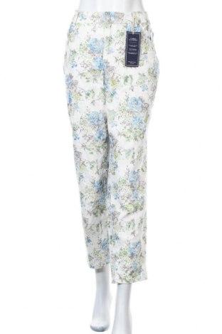 Дамски панталон Charter Club, Размер XXL, Цвят Многоцветен, 73% памук, 24% полиестер, 3% еластан, Цена 28,35лв.