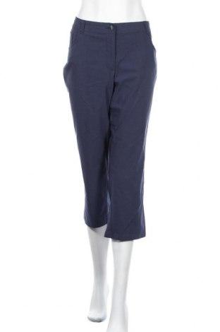 Γυναικείο παντελόνι Charles Vogele, Μέγεθος XL, Χρώμα Μπλέ, Τιμή 6,14€