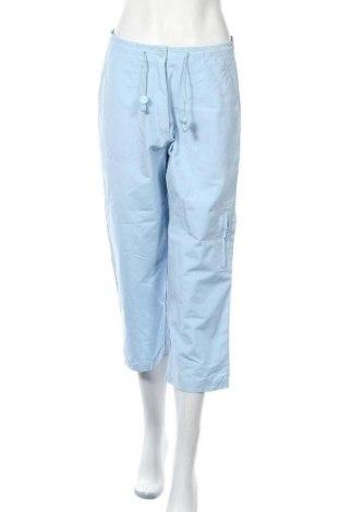 Дамски панталон Colours Of The World, Размер M, Цвят Син, Полиестер, Цена 18,95лв.