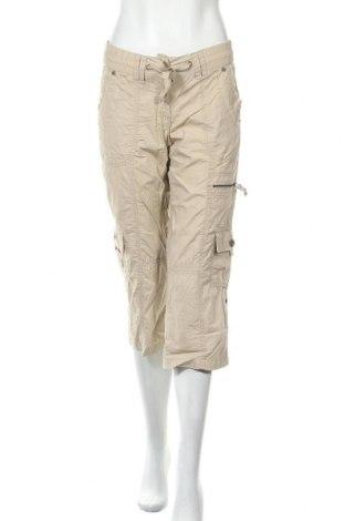 Дамски панталон Colours Of The World, Размер S, Цвят Бежов, Цена 21,42лв.