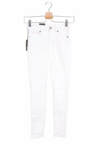 Γυναικείο παντελόνι Dr. Denim, Μέγεθος XS, Χρώμα Λευκό, 98% βαμβάκι, 2% ελαστάνη, Τιμή 17,07€