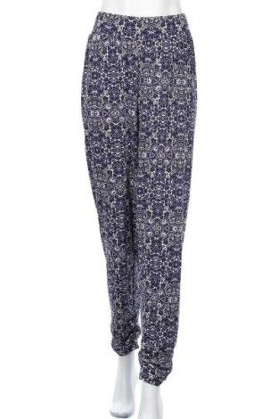 Pantaloni de femei Ed.it.ed, Mărime XL, Culoare Albastru, Poliester, elastan, Preț 29,84 Lei