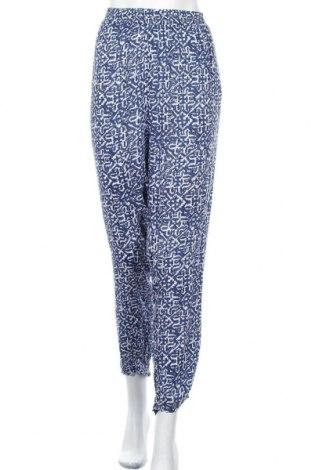 Дамски панталон Ellos, Размер XXL, Цвят Син, Вискоза, Цена 23,94лв.
