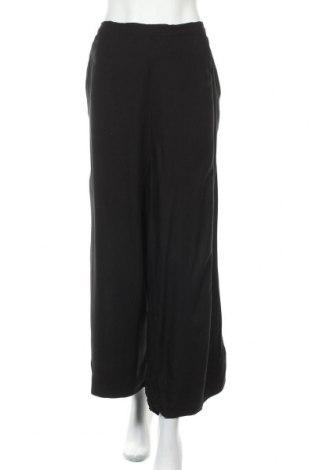 Дамски панталон Ellos, Размер XXL, Цвят Черен, Вискоза, Цена 6,83лв.