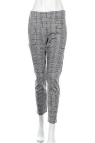 Дамски панталон Essentials by Tchibo, Размер L, Цвят Сив, 77% вискоза, 20% полиамид, 3% еластан, Цена 25,94лв.