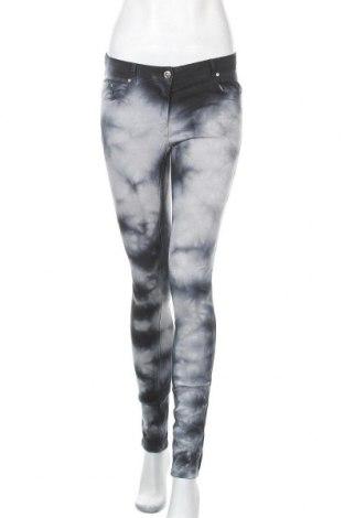 Дамски панталон H&M, Размер M, Цвят Син, 98% памук, 2% еластан, Цена 5,12лв.