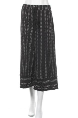 Дамски панталон Hot Kiss, Размер XXL, Цвят Черен, 95% полиестер, 5% еластан, Цена 24,15лв.
