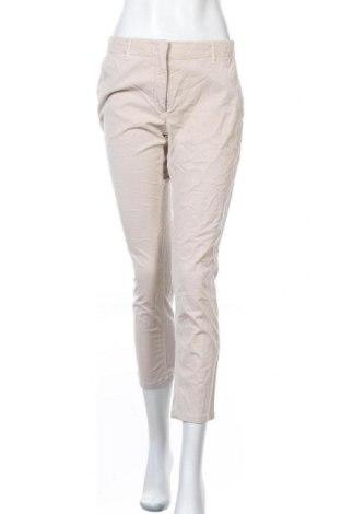 Дамски панталон Incotex, Размер S, Цвят Бежов, 63% лиосел, 34% памук, 3% еластан, Цена 39,69лв.