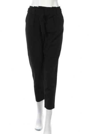 Дамски панталон Kiomi, Размер M, Цвят Черен, 65% полиестер, 30% вискоза, 5% еластан, Цена 20,06лв.