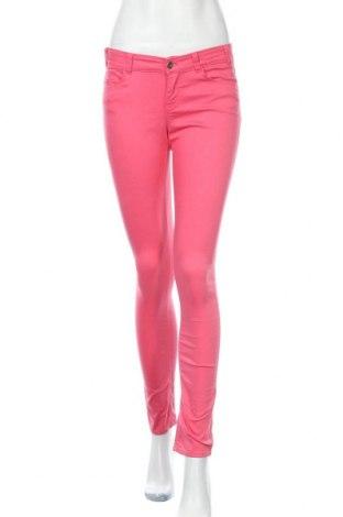 Дамски панталон Lh By La  Halle, Размер S, Цвят Розов, 74% памук, 24% полиестер, 2% еластан, Цена 24,57лв.