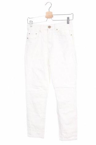 Дамски панталон Lost Ink, Размер S, Цвят Бял, Памук, Цена 17,85лв.