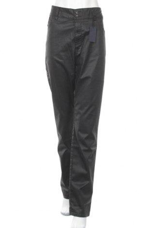 Дамски панталон Ltb, Размер XXL, Цвят Черен, 61% памук, 29% полиестер, 6% акрил, 4% еластан, Цена 55,30лв.