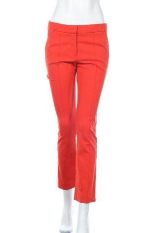 Дамски панталон Luisa Cerano, Размер M, Цвят Червен, 65% вискоза, 30% полиамид, 5% еластан, Цена 27,93лв.