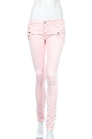 Дамски панталон Madonna, Размер M, Цвят Розов, Цена 26,93лв.