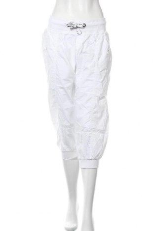 Дамски панталон Maxi Blue, Размер XL, Цвят Бял, Памук, Цена 25,94лв.