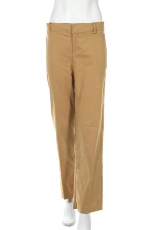 Γυναικείο παντελόνι Mexx, Μέγεθος S, Χρώμα  Μπέζ, 70% βαμβάκι, 26% πολυεστέρας, 4% ελαστάνη, Τιμή 10,23€