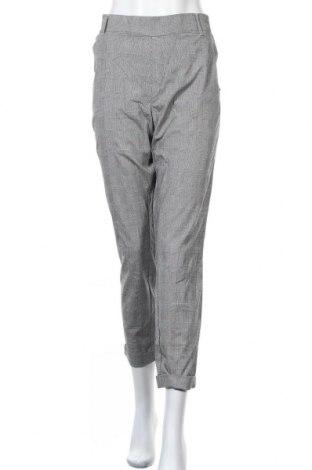 Дамски панталон Multiblu, Размер M, Цвят Сив, 68% полиестер, 30% вискоза, 2% еластан, Цена 12,76лв.