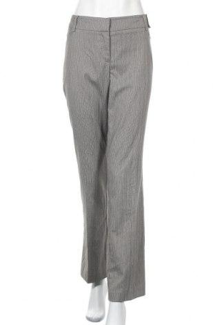 Дамски панталон New York & Company, Размер XL, Цвят Сив, 77% полиестер, 21% вискоза, 2% еластан, Цена 14,49лв.