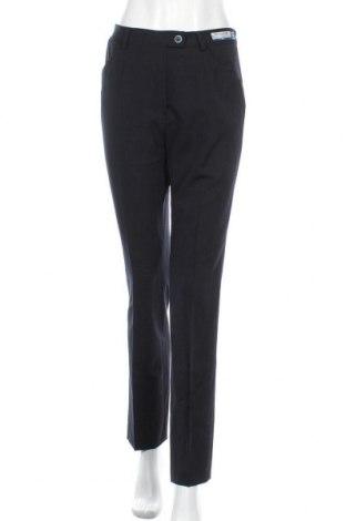 Дамски панталон Raphaela By Brax, Размер S, Цвят Син, 60% вискоза, 40% полиестер, Цена 64,22лв.