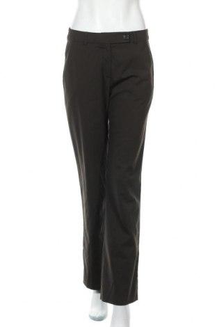 Дамски панталон Rene Lezard, Размер S, Цвят Кафяв, 98% вълна, 2% еластан, Цена 36,75лв.
