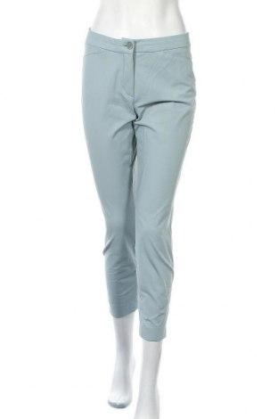 Γυναικείο παντελόνι Riani, Μέγεθος S, Χρώμα Μπλέ, 47% βαμβάκι, 43% πολυαμίδη, 10% ελαστάνη, Τιμή 12,47€