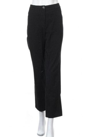 Дамски панталон Samoon By Gerry Weber, Размер L, Цвят Черен, Цена 10,29лв.